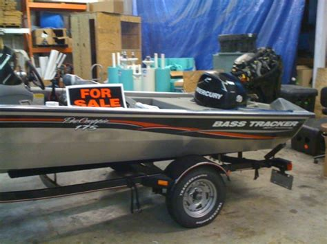 Bass Tracker Crappie Boats For Sale by 2008 Bass Tracker Pro Crappie The Hull Boating