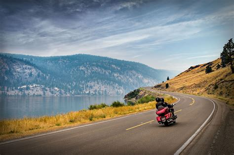 Touring Motorcycles: Joys of the Open Road   Honda Engine Room