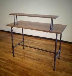 Standing Desk Steel Pipe