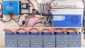 Basic Parts Of A Diy Camper Solar Setup  U2013 Explorist Life