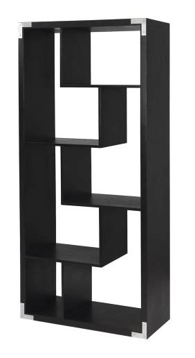 Stainless Steel Etagere by Genoa Black Ash Stainless Steel Etagere Shop Now