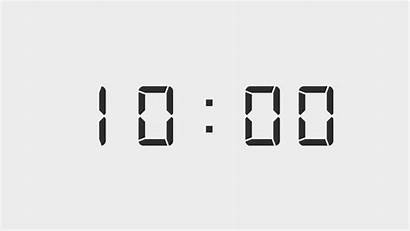 Timer Silent Countdown Minutes