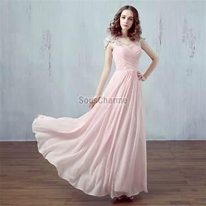 robe ceremonie femme mariage longue cortege pas cher en With robe mousseline pas cher