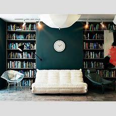 Built In Bookshelves  Interior Design Ideas
