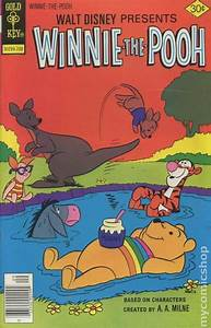 Winnie The Pooh  1977 Gold Key  Comic Books