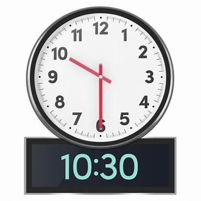 Clock 30am Wow