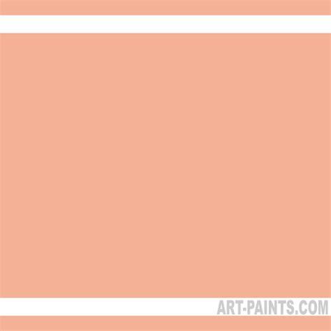 Peach Opaque Gloss Ceramic Paints  Gl 120  Peach Paint