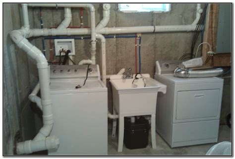 under sink utility pump basement utility sink with pump sink and faucets home