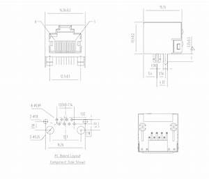 ethernet wall jack connector drawing pictures to pin on With wiring rj45 socket