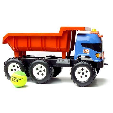 jual mainan truk pasir ukuran besar m8m28133 di lapak