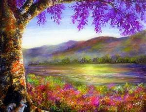 -Sweet in Springtime- - Mountains & Nature Background ...