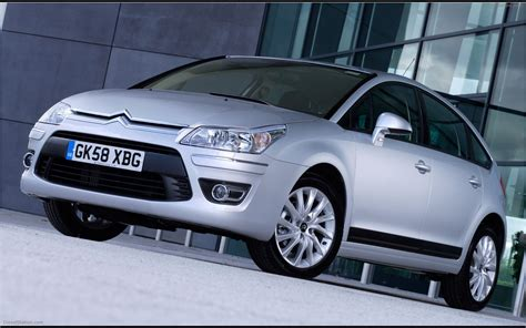 2009 Citroen C4 Widescreen Exotic Car Picture 01 Of 14