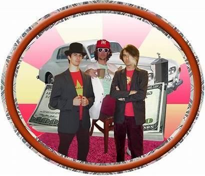 Trio Eccentric Billionaires