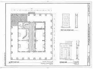 Oak alley plantation inside oak alley plantation house for Oak alley floor plan