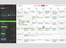 Fantastical 2 para Mac La mejor App de Calendario