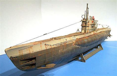 U Boat Model by Revell Germany 1 72 Scale U Boat July 2014 Finescale