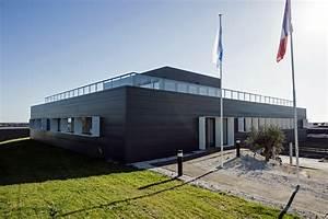 Agence Architecture Montpellier : nouveaux bureaux nergie positive de l 39 agence soprema entreprises de montpellier saint aun s ~ Melissatoandfro.com Idées de Décoration