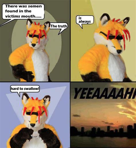 Funny Furry Memes - furry csi comic meme by lightningthefox7 on deviantart