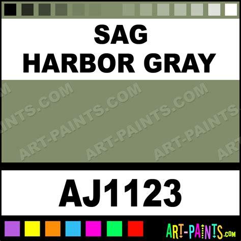 sag harbor gray professional watercolor paints aj1123