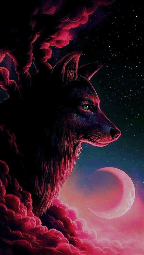 Anime Wolf Wallpaper Android by Anime Wolves Wallpapers Top Free Anime Wolves