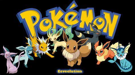 Pokemon Eevee Evolutions