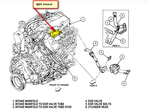 98 Explorer Engine Diagram by I A 1998 Ford Explorer That Needs To Go To A Test