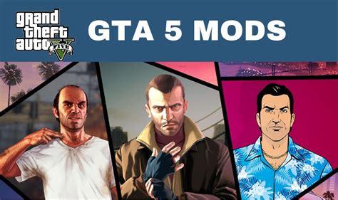 Best Gta 5 Mods Best Gta 5 Mods Free List Zip File