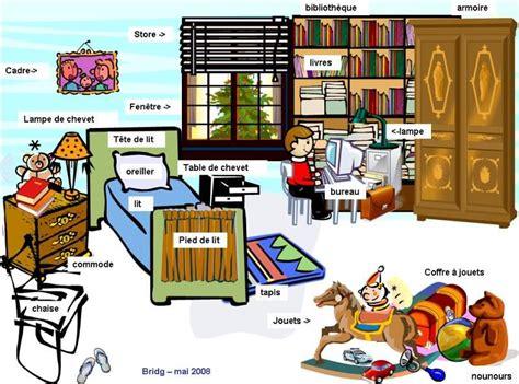 dans ma chambre vocabulaire ma chambre 2 grammar