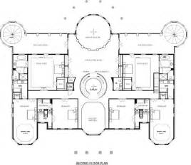 mansion floor plans a hotr reader s revised floor plans to a 17 000 square mansion homes of the rich