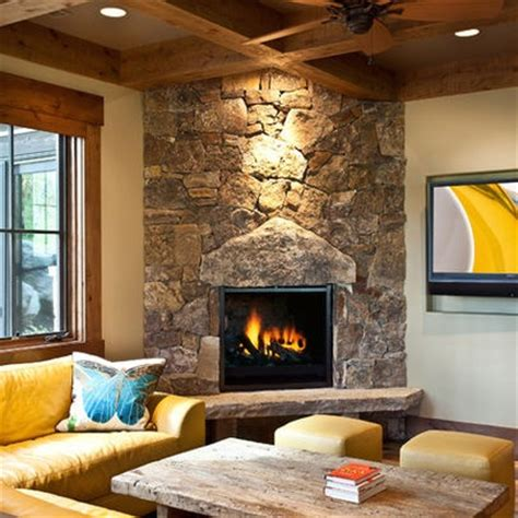 Master Bedroom Corner Fireplace With Stone From Our Creek Iphone Wallpapers Free Beautiful  HD Wallpapers, Images Over 1000+ [getprihce.gq]