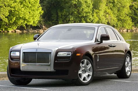 Rolls Royce Ghost 23 Free Hd Car Wallpaper