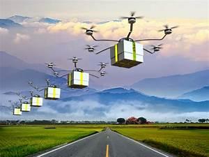 Avances tecnologicos: Drones completamente autónomos