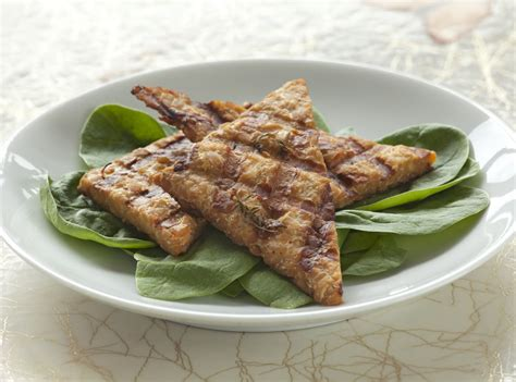 Vegan Barbecue Baked Tempeh Recipe
