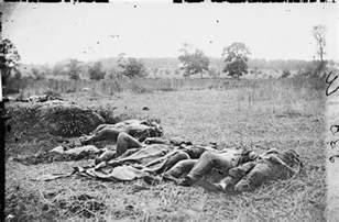 Gettysburg Civil War Dead