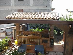 amazing copertura cucina esterna with coperture per tettoie esterne