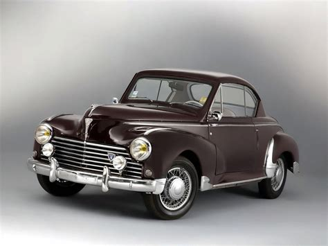Peugeot 203 Coupe 1952-54