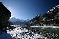 Mount Cook New Zealand Hiking