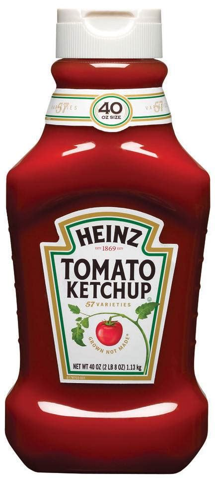 Trails & Lifestyle: My Hunger Saver: Heinz Tomato Ketchup???