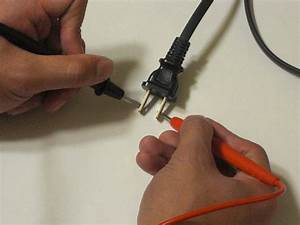 Testing Power Cord Continuity