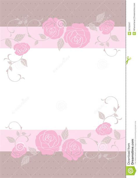 wedding card templates wedding card card template stock vector illustration of invitation 26702347