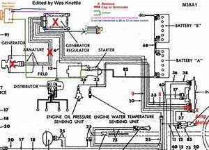 M38a1 Wiring Diagram