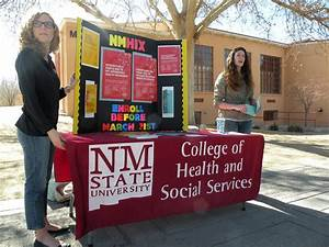 Nmsu College Of Health And Social Services Student Groups