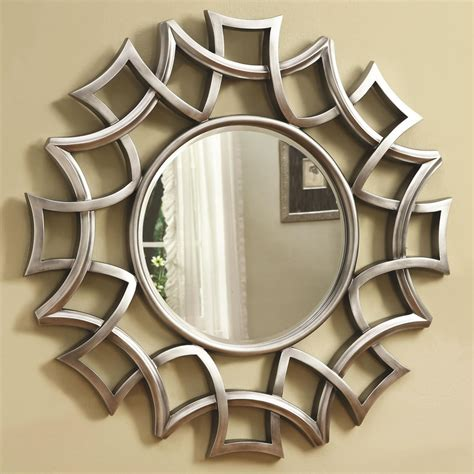 decorative wall mirrors the of mirror wall décor for your modern house setup