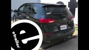 Subaru Tribeca Trailer Wiring Harnes