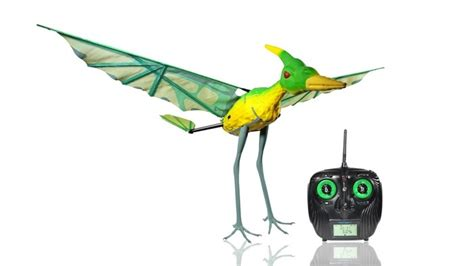 RC Flying Pterodactyl Drone Brings Back Dinosaurs, Sort Of ...