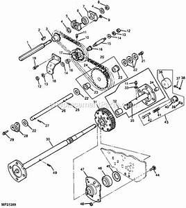 John Deere 1032 Motor Wiring Diagram
