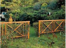 Superb Wooden Garden Fence #3 Decorative Garden Fence