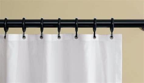 rideaux de et tringles de rideaux pour un espace sans entrave