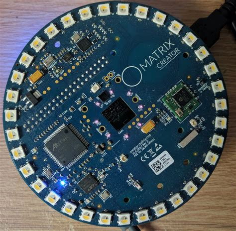 Enhancing Voice Recognition with a Matrix Microphone Array ...
