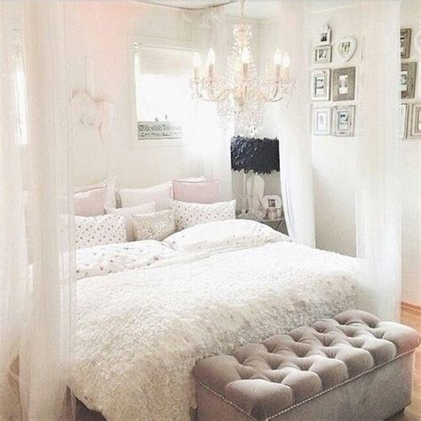 white bedroom design inspiration white pink sparkly girly bedroom home office pinterest ottomans girly and dream bedroom